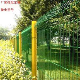 双边丝护栏网框网护栏公路防护栏 安平公路防护栏