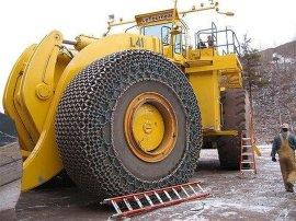 60#装载机轮胎防护链