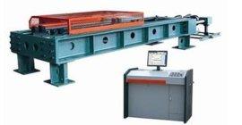 济南翰森试验机供应厂家价格LAW系列微机控制电液伺服卧式拉力试验机