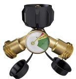 戶外燃氣氣罐轉接頭 丙烷氣罐轉換接頭 氣罐減壓閥北美亞馬遜