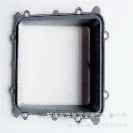 专业五金塑胶加工厂 铝合金精压铸件高精密压铸可抛光电镀无麻点