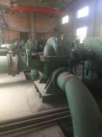 回收二手s型单级双吸离心泵二手八成新双吸离心泵,