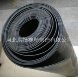 工業用絕緣橡膠板 耐酸鹼橡膠板 2米寬橡膠板  防震耐磨橡膠板