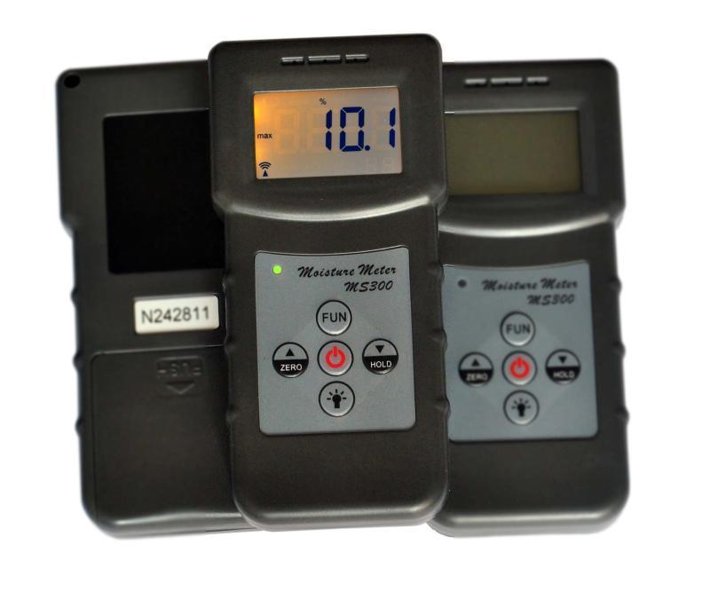 拓科牌牆皮水分測定儀MS300