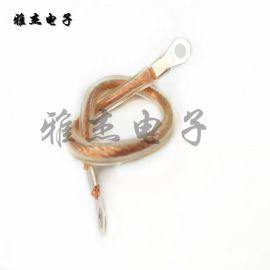 编织镀锡铜导线 铜导索 大电流镀锡铜绞线 加塑透明绝缘铜导线