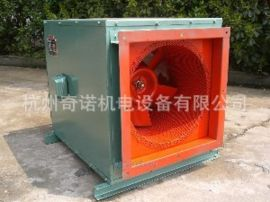 HLF-6低噪声混流式风机箱,箱式风机