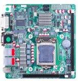 低功耗H61晶片mini-itx工控主板
