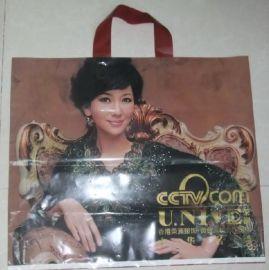 膠袋 彩印手提膠袋 全新料環保膠袋 可按要求印刷logo