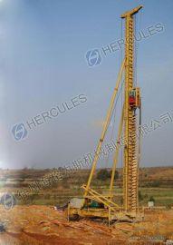 供应26米长螺旋桩机CFG钻机