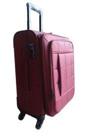 商档商务旅行拉杆箱密码箱套装 红色