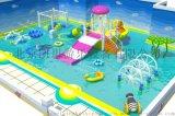 水上滑梯夏日游乐设施游乐园滑梯游泳池温泉游乐设备
