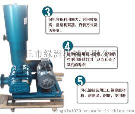 供应口罩熔喷布专用高压罗茨风机