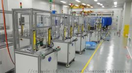 电子零件视觉检测机
