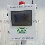 绿美佳 VOC在线监测设备报警装置 厂家