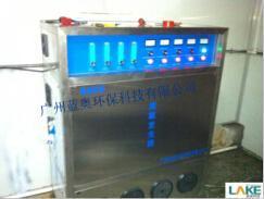 蓝奥生产直销**杀菌消毒水处理氧气源一体臭氧发生器