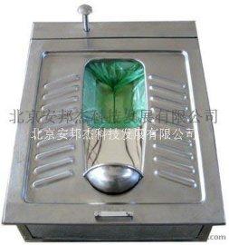 供應吉林省打包蹲便器、免沖水DBD型打包蹲便器、無水蹲便器、免沖水打包馬桶