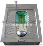 供應吉林省打包蹲便器、免衝水DBD型打包蹲便器、無水蹲便器、免衝水打包馬桶