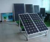 120W太陽能電池板|單晶矽太陽能光伏發電板組件|CQC金太陽認證-深圳索陽AAA級專業品牌製造商