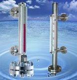 UHZ磁翻板液位計就地顯示可配遠傳變送器、報警開關、功能齊全。