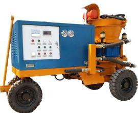 混凝土湿喷机 科明牌KSP-9湿式混凝土喷浆机