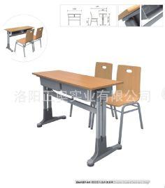 课桌椅厂家定制学生课桌椅 学习桌 培训桌