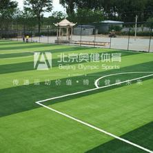 人工草坪足球场-人造草坪-奥健体育