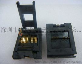 wells-cti IC插座499-P41-20支持(TO-263-7)封装老化测试