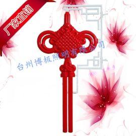 LED中国结  户外防水防尘节日中国结路灯  城市道路亮化