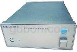SLED宽带光源,1250~1650nm宽带光源,低偏振宽带光源