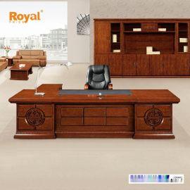 皇牌办公家具办公桌老板桌大班台经理办公桌总裁办公台