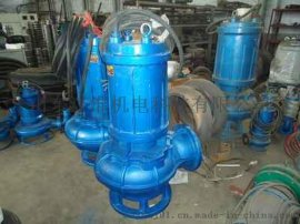 优质潜水排污泵, 无堵塞排污泵, 大流量自吸式污水泵