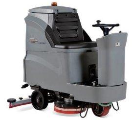 重庆洗地机厂家/驾驶式洗地车GM110BT85/金和洁力