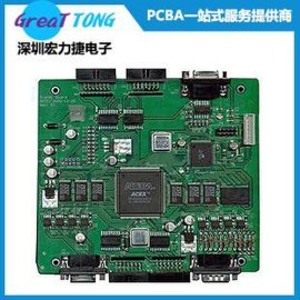 PCB电路板 OEM加工 PCBA代工代料 宏力捷方便快捷