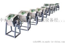 15KG或18KG中频感应熔钢炉氧化镁坩埚熔炼炉