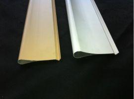 木纹滴水铝挂片 铝垂片天花厂家