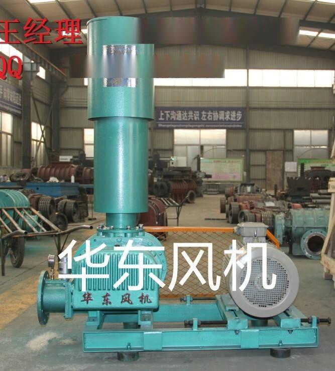 厂家直销HDSR100口径三叶罗茨鼓风机