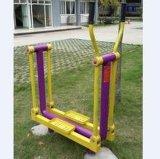 廣西名揚健身器材橢圓滑行器陸川體育局安裝。
