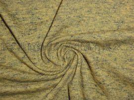 冰爽感纯麻针织汗布 亚麻混纺面料