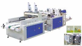 HDPE LDPE筒膜 全自动高速制袋机