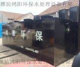 长沙wsz-3一体化地埋式污水处理设备 农村养猪污水处理