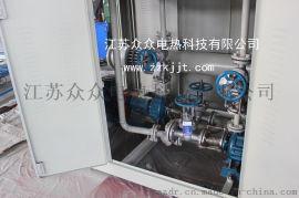 供应导热油电加热器众众电热非标定制