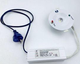 登峰电源免驱动应急电源 型号 618C LED驱动应急一体装置,免驱动应急常亮一体化,