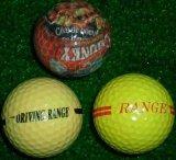 高尔夫双层球