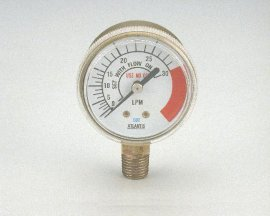 二氧化碳压力表