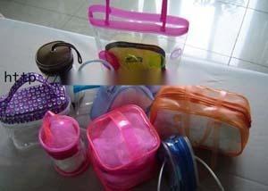 PVC胶袋,PVC包装袋,PVC化妆袋 礼品袋
