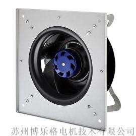 厂家直销大风量散热风扇220V,双滚珠轴流风机