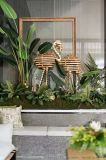 實木雕塑-雕塑工廠