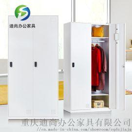 重庆迪尚游泳馆、超市、学校宿舍钢制 衣柜 厂家定做