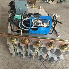 厂家直销电动加压输送带橡胶硫化机 水冷却硫化机设备