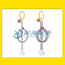 SCHD型鹰牌捆绑式链条索具, 日本原装保质12个月